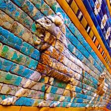 Babylon's Lion