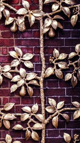 Golden Leaves, Hampton Court