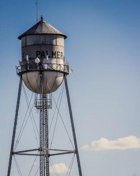 Palmer Water Tower