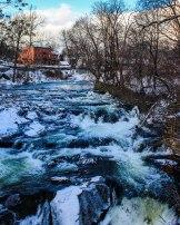 Icy Falls
