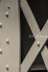 X Marks the Spot, Bear Mountain Suspension Bridge in New York