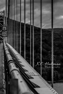 Against the Rails, Bear Mountain Suspension Bridge in New York