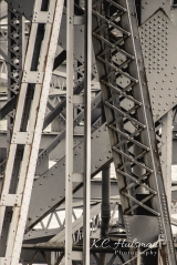 Complimentary Angle, Bear Mountain Suspension Bridge in New York